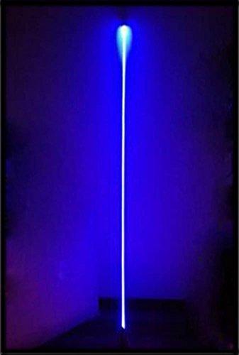 - LightBuddy LED Light Whip Fiber Optic Quick Disconnect Off- Road ATV Utv 4FT, Blue