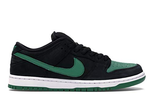 Nike SB Dunk Low Pro- J-Pack Black/Pine Green Mens US 12 ()