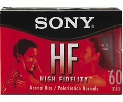 SONY HF-60 Normal Bias Audio Cassette Tapes for sale  Delivered anywhere in USA