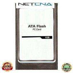 CSS5-FD-1GB 1GB Cisco 3rd Party PCMCIA ATA Flash Disk 100...
