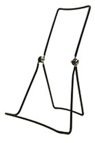 Gibson Holders Three Wire Display Stand for Books, Cookware,