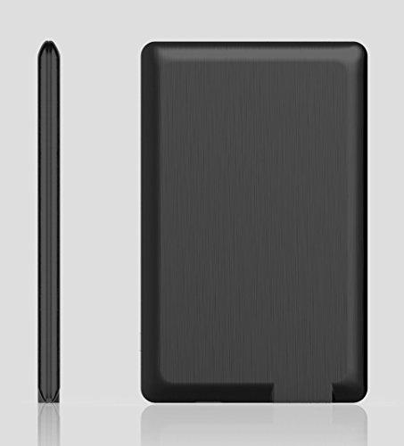 PowerCard 1300mAH (Black) Credit Card Size Charger