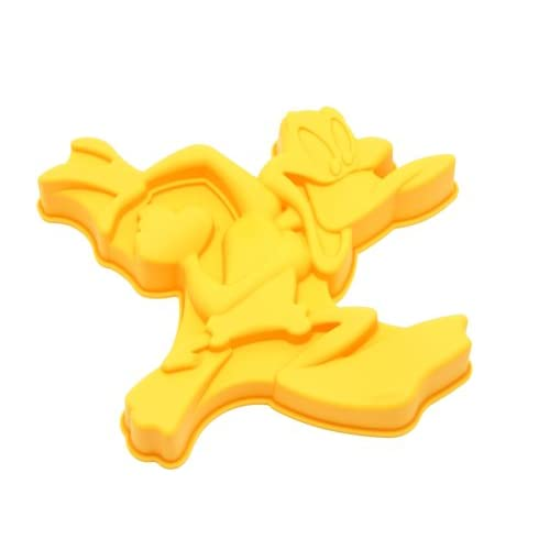 ProBake Flex Large Daffy Duck Silicone Baking Pan