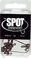 Buckeye Spot Remover Jighead 1/8oz Green (0.125 Ounce Spot)