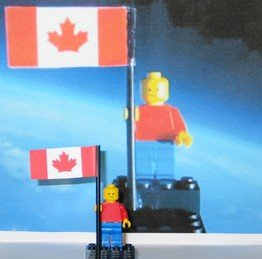 LEGO Man In Space: with NEW Lego Pieces - Get yours Today!