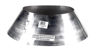 Selkirk Metalbestos 8T-SC 208810 Storm Collar, Pack of 1, galvanized steel