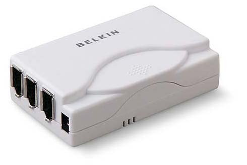 Belkin FireWire 6-Port Hub by Belkin