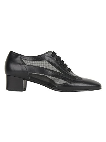 Rumpf 9103 Damen Standard Swing Lindy Hop Balboa Westcoast Tanz Schuhe schwarz Schwarz