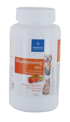 Demavic Laboratoire seco Champú para gatos, perros y mascotas aroma de cítricos, 150 g: Amazon.es: Productos para mascotas