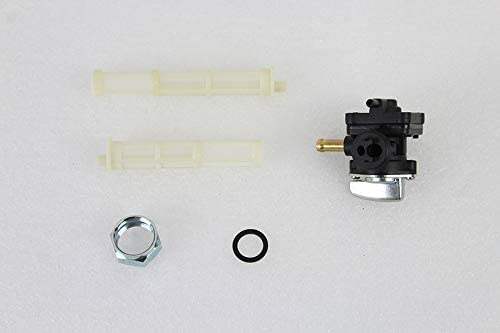 Fits: FLST Fuel valve petcock with male thread features a black finish FXST FLT FXD 1995-2001