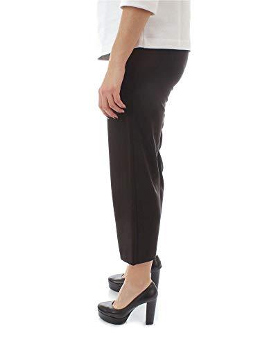 Pantalon Rinaldi 11312790 Persona Negro Mujer By Marina w4qxx8vI