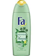 Fa Throwback Moments Travel Love Shower Gel - 250 ml