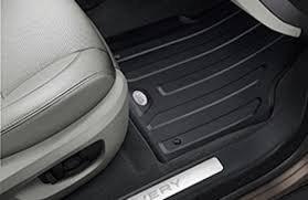 Land Rover Discovery Sport VPLCS0281 Black Rubber Floor Mats ()