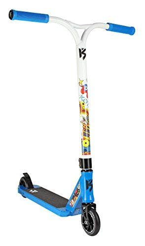 Kota Mania Pro Scooter (Blue/White)