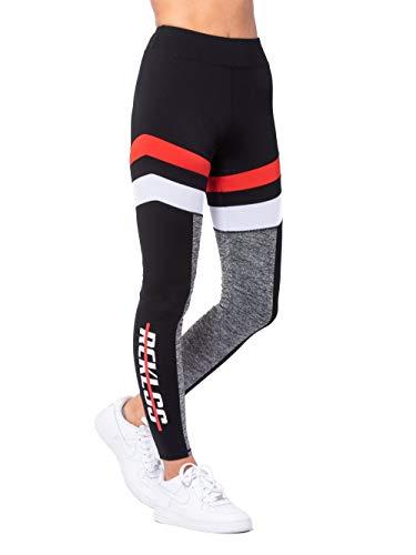 Young and Reckless - Lena Leggings - Black - S - Womens - Activewear - Leggings - Black