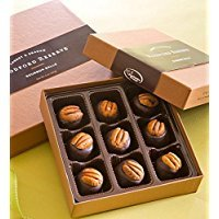 Woodford Reserve Premium Bourbon Ball Gift Box, 9 candies per box, delicious and perfect for holiday gifts by Woodford Reserve