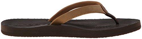 Reef Women's Zen Love Sandal,Brown Tobacco,8 M US by Reef (Image #7)