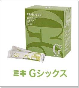 3箱セット  第6の栄養素 選ばれた6つの植物 ミキGシックス B0099RRSAU