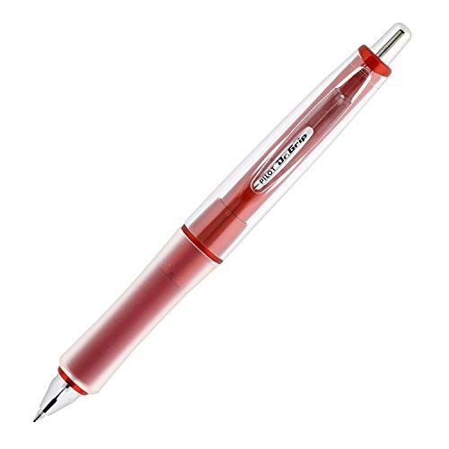 Pilot Ballpoint Pen Dr. Grip G-Spec Flash Color, Flash Red, Black Ink ()