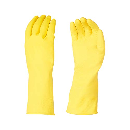 AmazonBasics Professional Reusable Rubber Gloves