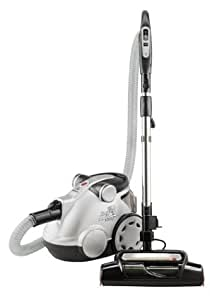 Hoover WindTunnel Canister Vacuum, Bagless, S3755