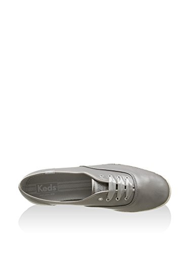 Keds Zapatillas Ch Metallic Leather Gris Metalizado EU 39 (US 9)