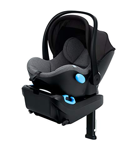 Clek Liing Infant Car Seat, Chrome