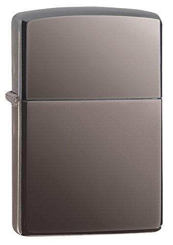 zippo black ice pocket lighter - 1