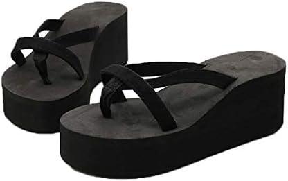 [해외]Nihewoo Women Anti-Slip Thong Slippers Sandals Beach Flip-Flops High-Heeled Wedge Shoes Sandals Clip Toe Slippers / Nihewoo Women Anti-Slip Thong Slippers Sandals Beach Flip-Flops High-Heeled Wedge Shoes Sandals Clip Toe Slippers