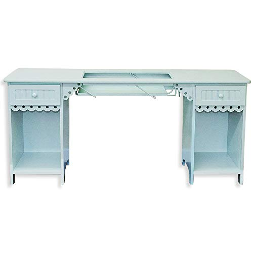 wing Cabinet in Tiffany Blue ()