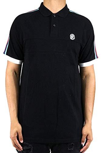 Billionaire Boys Club Universe SS Polo, Black, Size XXX-Large