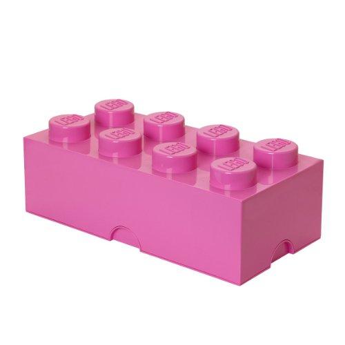 LEGO Storage Brick Bright Pink