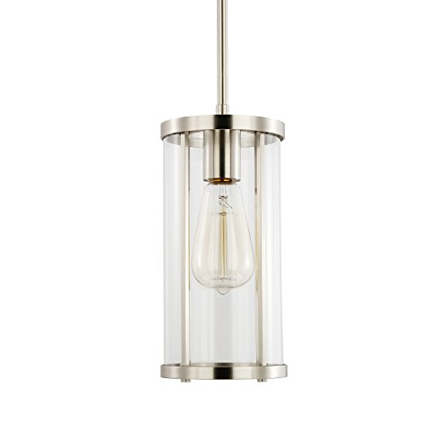 Cylindrical Glass Pendant Lights in Florida - 8