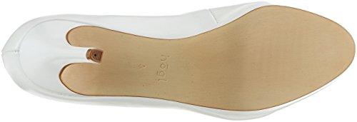 Högl 3-10 8003 0300, Scarpe con Tacco Donna Bianco (Perlweiß0300)