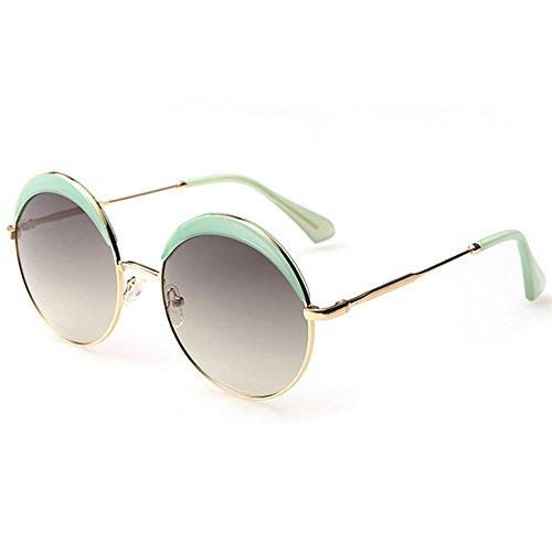 My.Monkey Fashion Retro Round Sunglasses with Polarized Lenses For Man And Women - Mako Sunglasses
