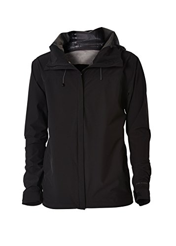 Royal Robbins Men's Oakham Waterproof Jacket, Large, Jet Black by Royal Robbins