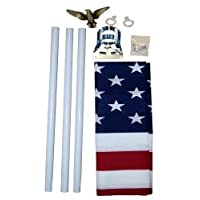 Independence Flag 5-Ft x 3-Ft American Flag