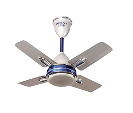 Buy orient quasar ornamental 600 mm 24 inch 70 watt premium ceiling orient quasar ornamental 600 mm 24 inch 70 watt premium ceiling fan silver aloadofball Images