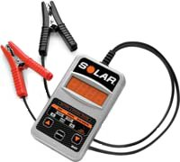 SOLAR BA7 100-1200 CCA Electronic Battery and System Tester by Clore Automotive (Image #1)