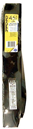 Cub Cadet 46 in. Lawn Tractor Blade Set for Lawn Tractors with 46 in. Decks
