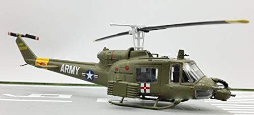 Easy Model US Army UH-1B,N 65-15045,Vietnam,During 1967 1/72 Finished Utility Military Helicopter