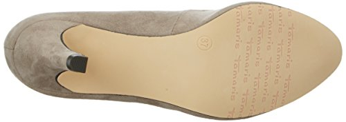 Tamaris 22450, Zapatos de Tacón para Mujer Marrón (PEPPER 324)