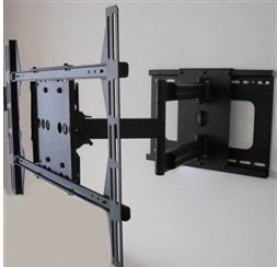 Amazoncom Full Motion Articulating Corner Tv Wall Mount Bracket