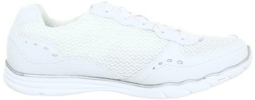 Skechers Danza 22116 WSL - Zapatillas fashion de cuero para mujer Blanco