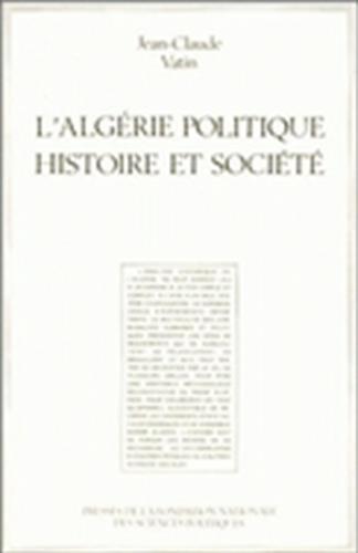 l-alge-rie-politique-histoire-et-socie-te-french-edition