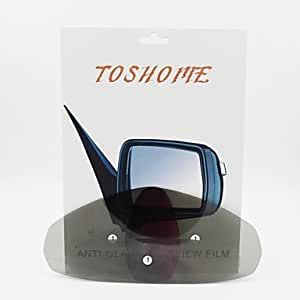 GDW toshome película anti-reflejo para el interior retrovisores exteriores espejos para audi a3 2014-2015 , Light Blue