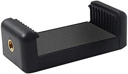 Tivollyff 携帯電話クリップクランプブラケットホルダースタンドサポート引き込み式マウントユニバーサル