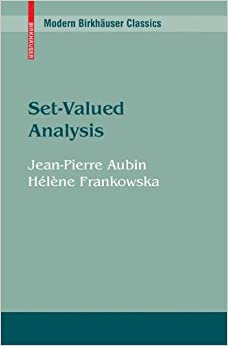 Book Set-Valued Analysis (Systems & Control: Foundations & Applications)