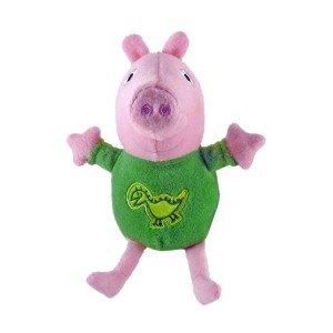 Peluches Peppa Pig 16cm Peppa Pig George dinosaurio verde