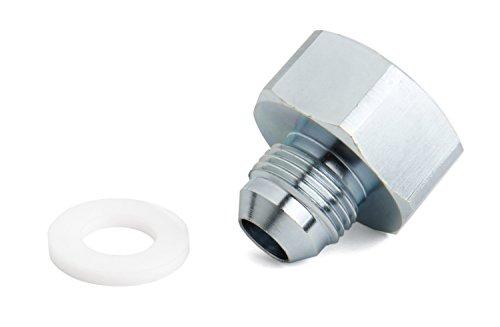 (NOS 16232 -8AN Nitrous Bottle Nut Adapter & Washer)